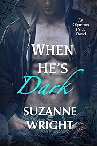 book cover of When He\'s Dark