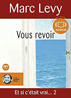Vous revoir Audiobook PACK [Book + 1 CD MP3] (French Edition)