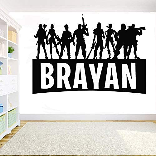 SHTY Universal Wall Sticker Mural Name Manufacturer direct delivery Courier shipping free Customed Decoration
