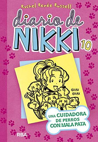 Diario de Nikki 10: Una cuidadora de perros con mala pata: 010