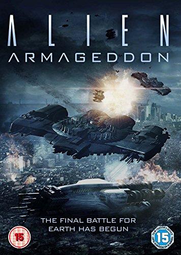 Alien Armageddon [DVD] [Reino Unido]