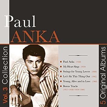 5 Original Albums Paul Anka, Vol. 3