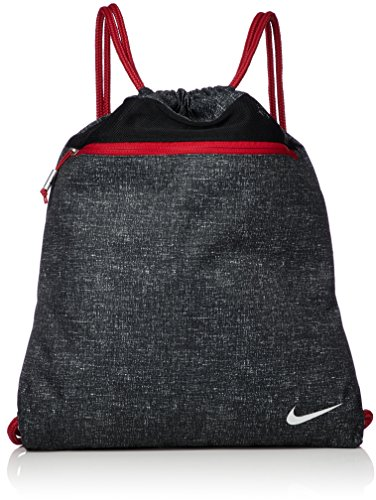 Nike Sport Gym Sack III Golf Bag Black/Gym Red
