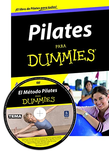 Pack Pilates para Dummies + DVD