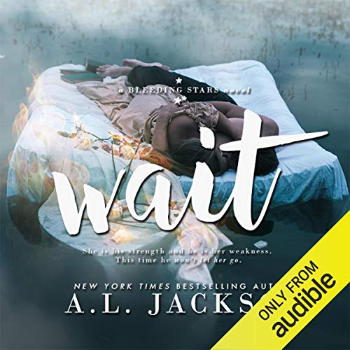 Wait audiobook cover art