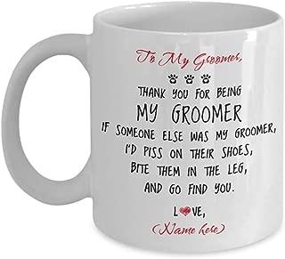 Best dog groomer mug Reviews