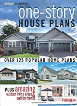 Design America Presents One-Story Home Plans: Over 125 Popular Home Plans