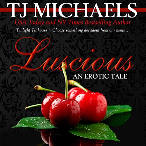 Luscious cover art