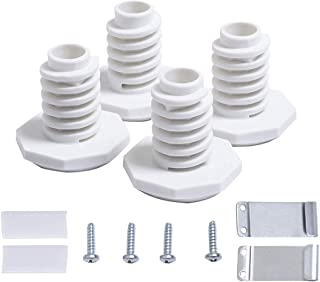 W10869845 Stack Kit Replacement Compatible with Whirlpool Standard and Long Vent Dryer W10298318RP 1862761 52774 AH3407625