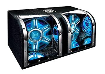Dual BP1204 1100 Watt Illumination Car Subwoofer