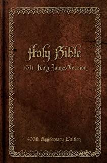 Holy Bible, 1611 King James Version: 400th Anniversary Edition