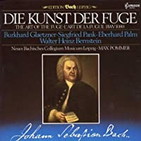Art of the Fugue by J.S. Bach