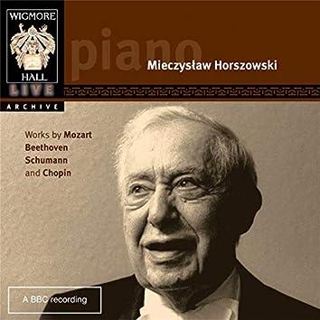 Horszowski At Wigmore Hall