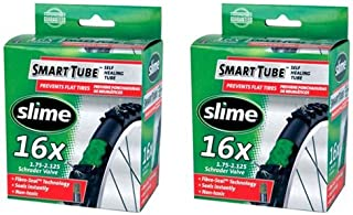 Best Slime Self-Healing 16 x 1.75-2.125 Bicycle Tube Review