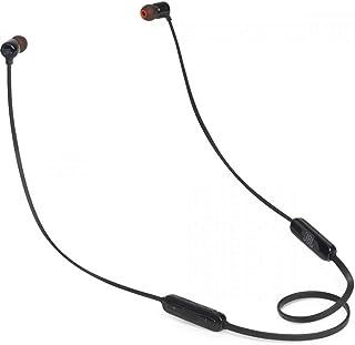 JBL T110BT Cuffie In Ear Wireless – Auricolari Bluetooth Senza Fili Magnetici con Microfono e Comando a 3 Pulsanti, per Musica, Chiamate e Sport – Fino a 8h di Autonomia – Colore Nero