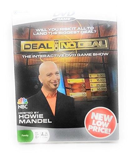 Deal or No Deal Interactive DVD Game