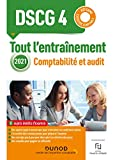 DSCG 4 - Comptabilité et audit 2020/2021 - Tout l'entraînement - Réforme Expertise comptable (2020-2021)