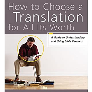 How to Choose a Translation for All Its Worth cover art