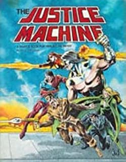 The Justice Machine: A source book for Heroes Unlimited