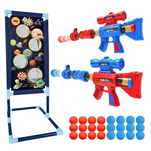 Shemira Shooting Game Toy for 5 6 7 8 9 10+ Years Olds Boys and Girls,2pk...