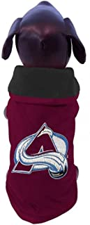 All Star Dogs Colorado Avalanche Pet Outerwear Jacket
