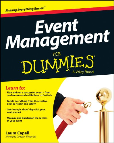 Event Management For Dummies (English Edition)