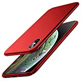 Zinuu iPhone X Hlle iPhone XS Hlle Dnn Matte Schlank Hart Ultra Slim Anti-Scratch PC...