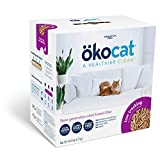 Next generation plant-based litter that's cleaner and healthier for your cat, family and home STOPS ODOR BEFORE IT STARTS: Wood fiber naturally prevents enzymes from bonding with liquid & waste to stop the creation of ammonia & odor CLUMPS SOLID FOR ...