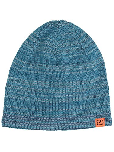 ORTOVOX Damen Spacedye Beanie, Blue Sea, Unisex