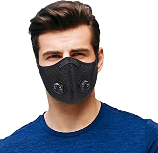Sports dust Masks Sport Masks Masks Reusable Windproof Dustproof Breathable Cycling for Outdoor and Running Working