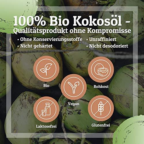 Bio Kokosöl - 2