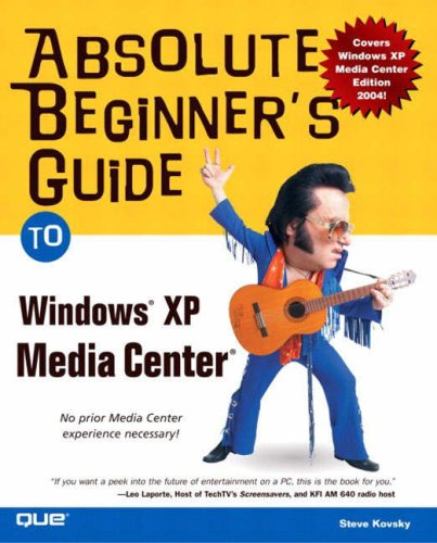 Absolute Beginners Assortment Pack 2: iPod and iTunes with eBay with Launching an eBay Business with Windows XP Media Center