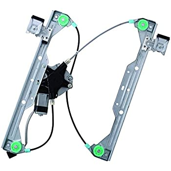 Premier Gear PG-741-882 Window Regulator fits Chevy Driver Side Front with Power Window Motor