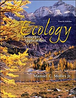 Ecology: Concepts and Applications, 4th Edition