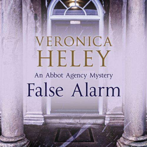 False Alarm audiobook cover art