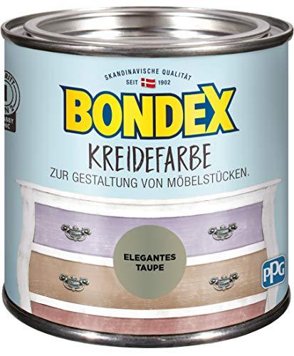 Bondex Kreidefarbe Elegantes Taupe - 0,5L - 386529
