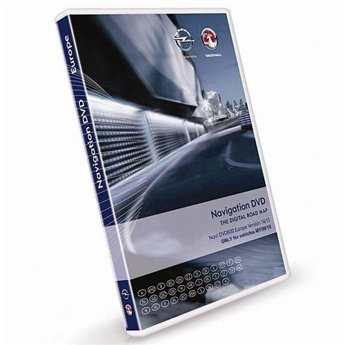 OPEL Europa Europe DVD800 2015 Insignia Astra J Meriva B - Modelljahr 2009/2010
