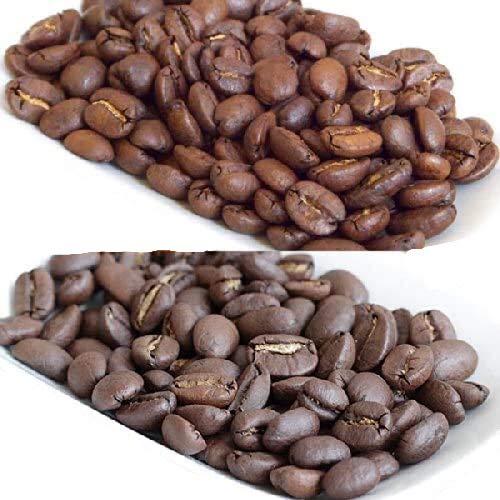 マウンテンブレンド&バリ神山ハニー(焙煎)[100×2/ 合計200g] (豆の状態のまま)