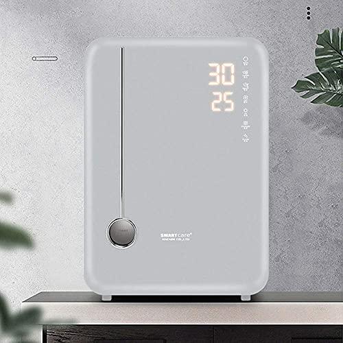 Esterilizador y secador de biberones 25L, calentador de leche para bebés, esterilizador de vapor eléctrico con pantalla LCD, apagado automático multifuncional para esterilizar, secar y calentar