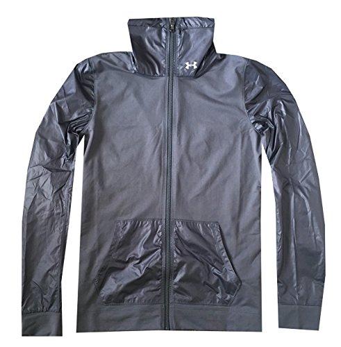 Under Armour Women UA Studio Essential Lightweight Jacket (M, Grey)