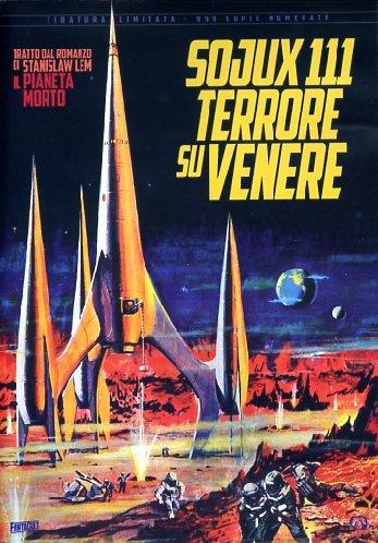 Sojux 111 - Terrore su Venere(edizione limitata numerata)