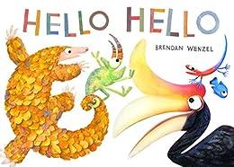 Hello Hello by [Brendan Wenzel]