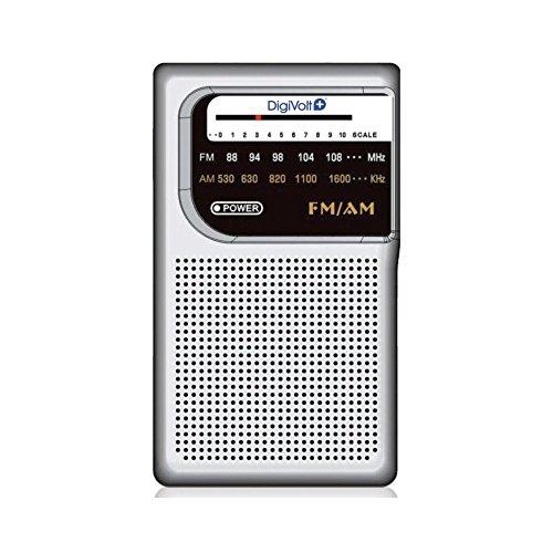 Digivolt rd-8072Bänder Radio AM/FM