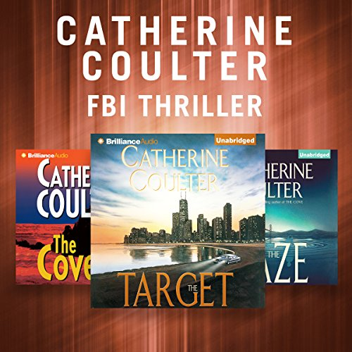 Catherine Coulter - FBI Thriller Series audiobook cover art