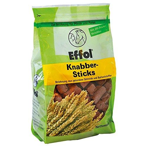 Effol - Barritas de aperitivos para caballos (1kg) (Variado)