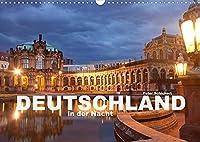 Deutschland in der Nacht (Wandkalender 2022 DIN A3 quer): 12 wunderbare naechtliche Ansichten aus den schoensten Staedten Deutschlands (Monatskalender, 14 Seiten )