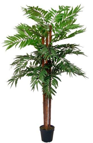 McPalms Arekapalme 1,50 m Kunstpalme künstliche Palme Kunstbaum
