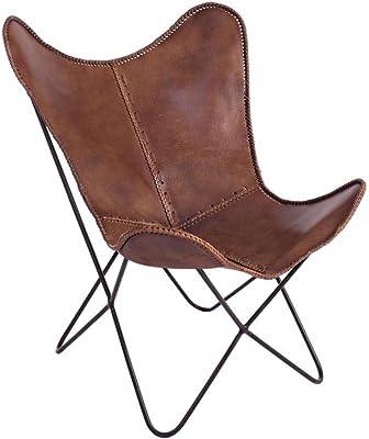 Bauhaus Chairs Butterfly Chair Spirit Piel Mariposa Silla ...