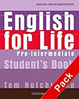 English for Life: Pre-intermediate: Student's Book with MultiROM Pack: General English four-skills course for adults