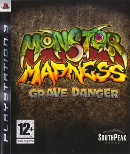 Monster Madness:Grave Danger